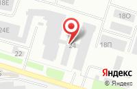 Схема проезда до компании ШнурОК в Санкт-Петербурге