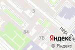 Схема проезда до компании Аудит-консалтинг в Санкт-Петербурге