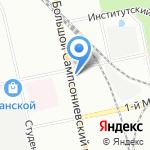 Монтаж-камин на карте Санкт-Петербурга