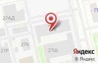 Схема проезда до компании ПММ-Надежда в Санкт-Петербурге
