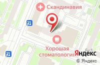 Схема проезда до компании Новый Векъ в Санкт-Петербурге