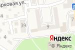 Схема проезда до компании Золотой триумф в Коцюбинське