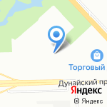 Автозапчасти на карте Санкт-Петербурга
