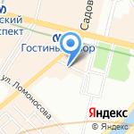 28 отдел Экспертно-криминалистического центра по Центральному району на карте Санкт-Петербурга