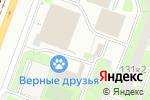 Схема проезда до компании Пункт приема вторсырья в Санкт-Петербурге