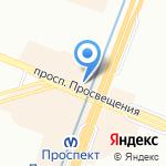 spbpult.ru на карте Санкт-Петербурга