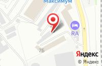 Схема проезда до компании На Сенной в Астрахани