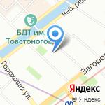 Smile ROOM на карте Санкт-Петербурга
