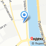 All Media на карте Санкт-Петербурга