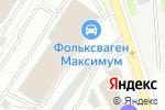 Схема проезда до компании Перспектива в Санкт-Петербурге