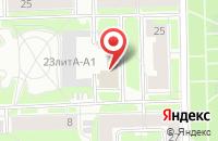 Схема проезда до компании Шерна в Киржаче