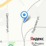 Dentalpractik на карте Санкт-Петербурга