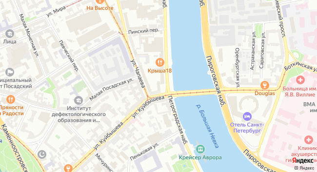 Бизнес-центр «Петроградская 16а» - превью 2