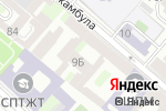 Схема проезда до компании Лотос в Санкт-Петербурге