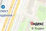 Схема проезда до компании Мастерская по ремонту обуви и одежды в Санкт-Петербурге