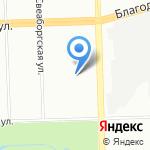 ВамСвет на карте Санкт-Петербурга