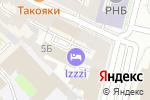Схема проезда до компании Философия туризма в Санкт-Петербурге