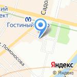 Следственное Управление на карте Санкт-Петербурга