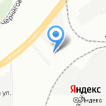 СПБАУ на карте Санкт-Петербурга