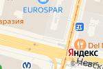 Схема проезда до компании Наутилус в Санкт-Петербурге