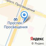 ТОП-сервис на карте Санкт-Петербурга