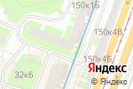 Схема проезда до компании Палаццо в Санкт-Петербурге