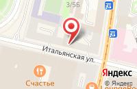 Схема проезда до компании Антиквариат в Санкт-Петербурге