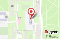 Схема проезда до компании КУХНИ-РИТЕЙЛ в Жуковском