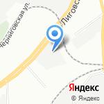 РемСпецСтрой на карте Санкт-Петербурга
