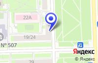 Схема проезда до компании ПРОЕКТНО-МОНТАЖНАЯ ФИРМА ПОЛИНОМ в Санкт-Петербурге