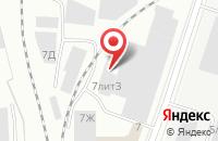 Схема проезда до компании Лагуна в Санкт-Петербурге