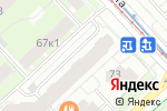 Схема проезда до компании Демонтаж-строй в Санкт-Петербурге