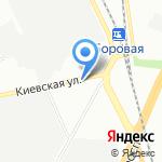 Межрайонный регистрационно-экзаменационный отдел ГИБДД №3 по Московскому району на карте Санкт-Петербурга
