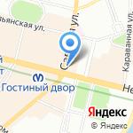 Ты профи на карте Санкт-Петербурга
