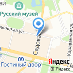 PROevent на карте Санкт-Петербурга