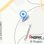 ИЦТМ на карте Санкт-Петербурга