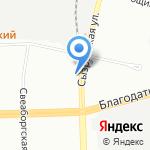 7video на карте Санкт-Петербурга