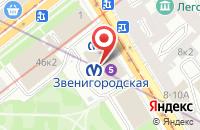 Схема проезда до компании Эппли-Принт в Санкт-Петербурге