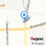 Северо-Западная Управляющая Компания на карте Санкт-Петербурга