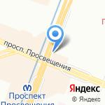 Telepay на карте Санкт-Петербурга