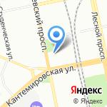 Сухпаек.ру на карте Санкт-Петербурга