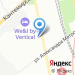 Villa di Parchetti на карте Санкт-Петербурга