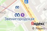 Схема проезда до компании Авагар Групп в Санкт-Петербурге