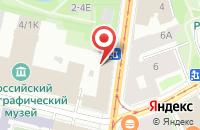 Схема проезда до компании Магазин автозапчастей в Первомайском