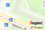 Схема проезда до компании Прованс в Санкт-Петербурге