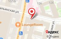 Схема проезда до компании Сетевые Коммуникации в Санкт-Петербурге