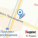 MobiTel на карте Санкт-Петербурга