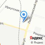 IT-Telecom на карте Санкт-Петербурга