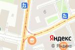 Схема проезда до компании Фантазия в Санкт-Петербурге