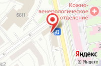 Схема проезда до компании Техника Связи в Санкт-Петербурге